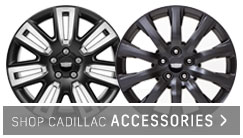 2016 Cadillac Accessories